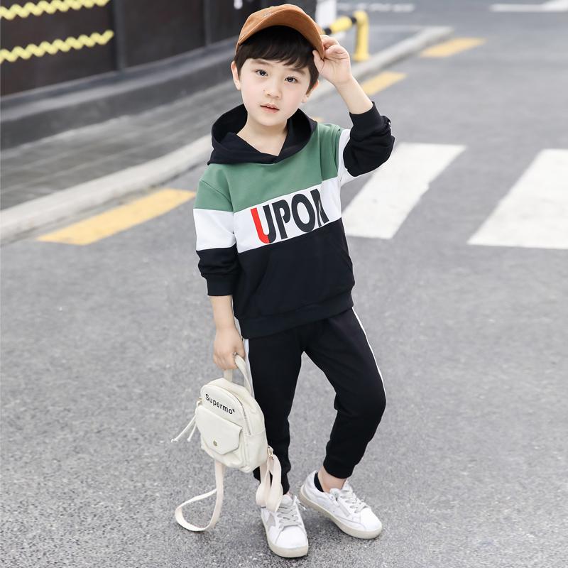 AF男童2019秋款UP套装